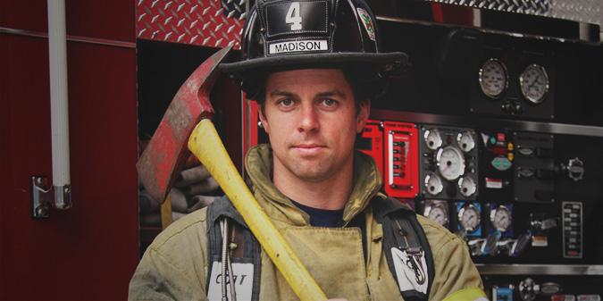 The Iron Fireman