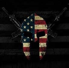 American Spartan Apparel logo