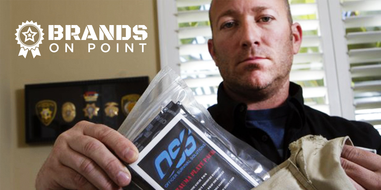 SAVING LIVES: Marc Barry's Officer Survival Solutions