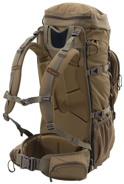 Picture of Commander X and Pack  - Coyote Brown - 4500 cu in
