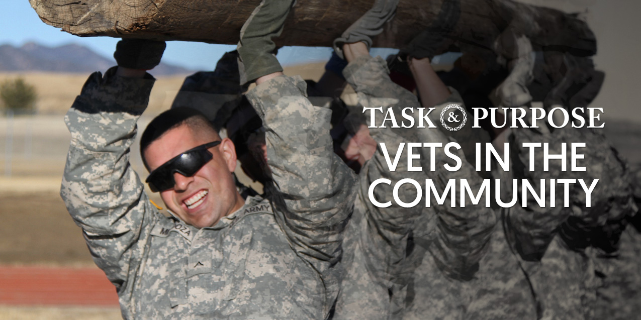 10 Reasons Why Veterans Rock Community Service Projects