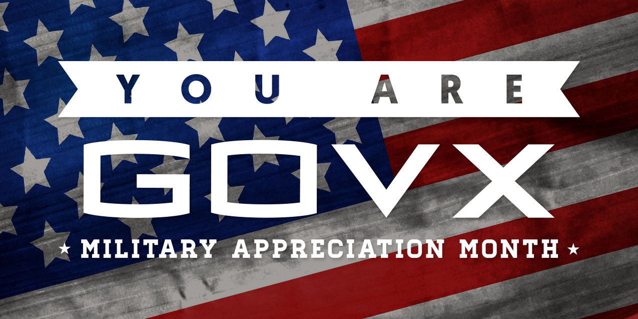 You Are GovX: This Month's Stories from Members of Service