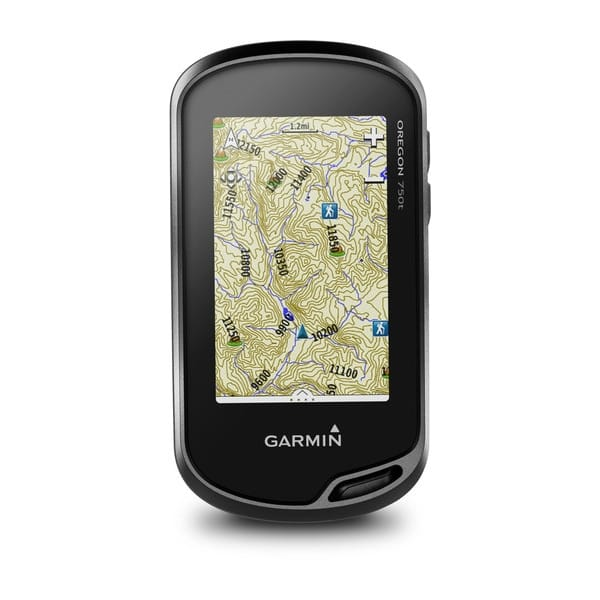 Picture of Oregon 750t Hiking GPS
