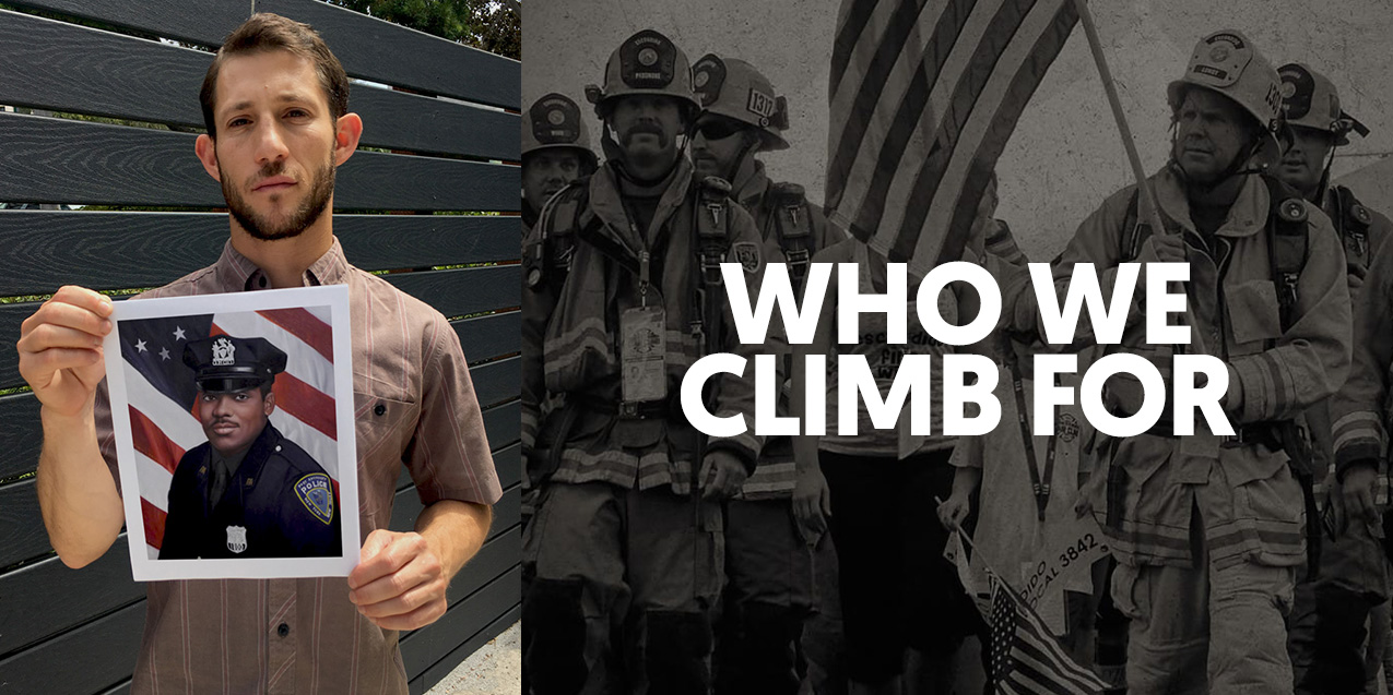 GovX Staff Members Proudly Climb for the Heroes of September 11