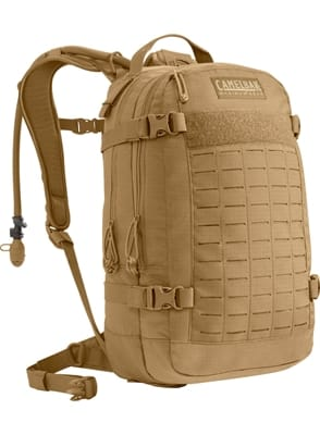 Picture of Mil Tac H.A.W.G. Hydration Pack - Coyote - 100 oz/3.0L