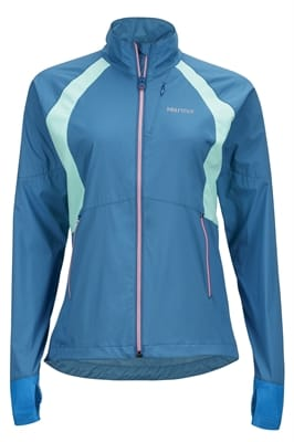 Picture of Women's Hyperdash Jacket - Slate Blue/Celtic - M