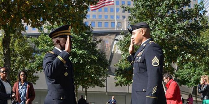 Military Appreciation Honoree - SSG Danilo Fernandez II