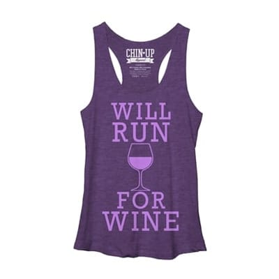 Fifth Sun - Wine Run Tank